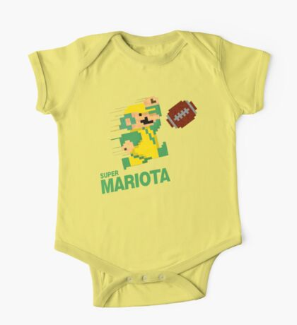 Super Mariota One Piece - Short Sleeve