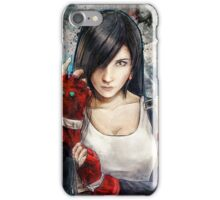 Tifa Lockhart FF7 Portrait iPhone Case/Skin