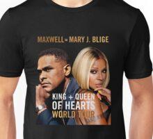 Maxwell & Mary J. Blige Tour 2016 Unisex T-Shirt