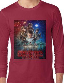 stranger things  Long Sleeve T-Shirt