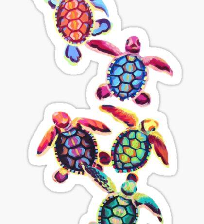 Sea Turtles Sticker