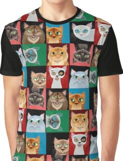 Pussies Galore! Graphic T-Shirt