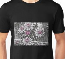 Rustic Flowers Unisex T-Shirt