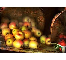 The Fruit Stand Photographic Print