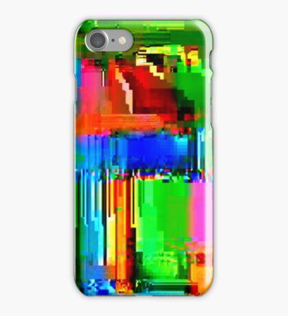 Stream Glitch iPhone Case/Skin