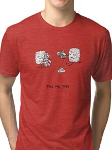 Toys for Tots Tri-blend T-Shirt