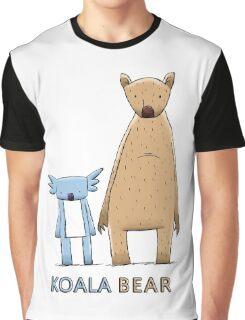 Cute Koala Bear Graphic T-Shirt