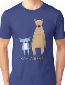 Cute Koala Bear Unisex T-Shirt
