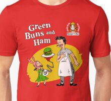 Green Buns and Ham Unisex T-Shirt