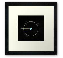 Space Elevator | CASIOS CLAY Music  Framed Print