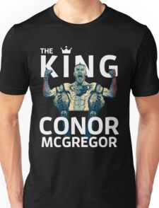 Conor Mcgregor - The King Unisex T-Shirt