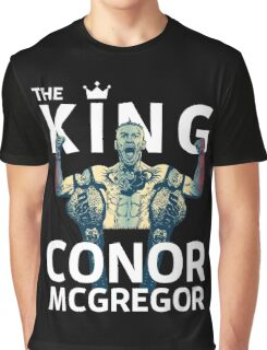 Conor Mcgregor - The King Graphic T-Shirt