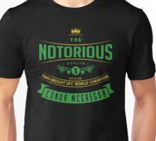 The Notorious - Conor Mcgregor Unisex T-Shirt