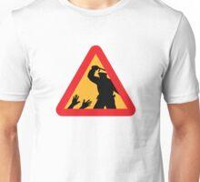 Attention brutalité policière Unisex T-Shirt