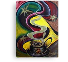Organo Gold Coffee.. Canvas Print