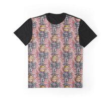 Chibi Evil Genius Graphic T-Shirt