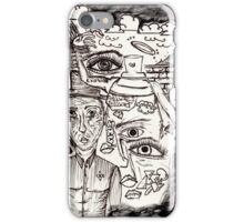 On my way.. iPhone Case/Skin