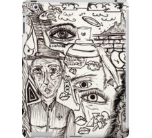 On my way.. iPad Case/Skin