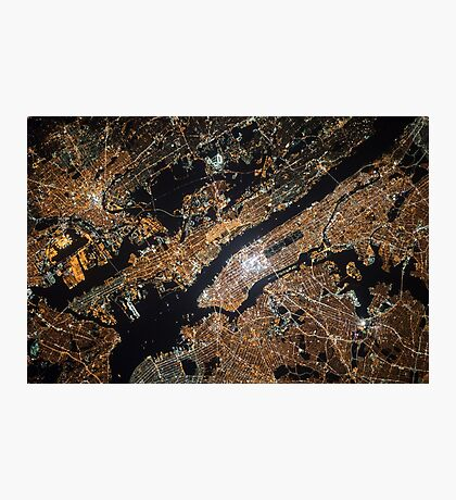 New York from above Photographic Print