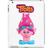 poppy from trolls iPad Case/Skin