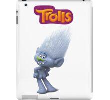 Guy Diamond of trolls iPad Case/Skin