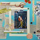 The Belle Epoque Collage by Solotry