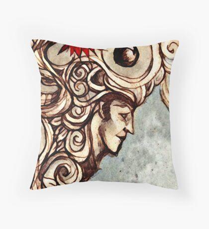 Asgard Throw Pillow