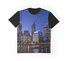 Perth By Night Graphic T-Shirt
