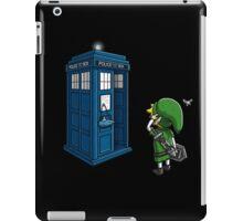 The Ocarina Of Time Travel iPad Case/Skin