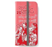 ABBA ring ring design! iPhone Wallet/Case/Skin