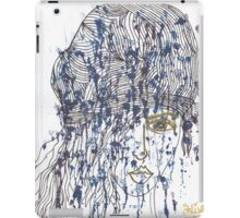 Look iPad Case/Skin