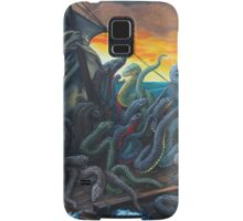 Raft of Reptile Rescue after Gericault Samsung Galaxy Case/Skin