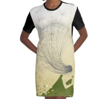 * the girl with dandelion hair * Graphic T-Shirt Dress