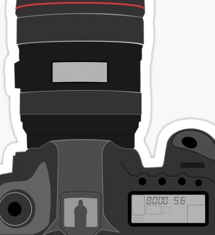 Canon 5D Sticker