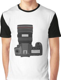 Canon 5D Graphic T-Shirt