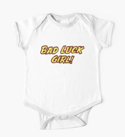 Bad Luck Girl Kids Clothes