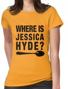 Utopia Jessica Hyde Womens Fitted T-Shirt