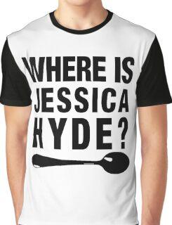 Utopia Jessica Hyde Graphic T-Shirt