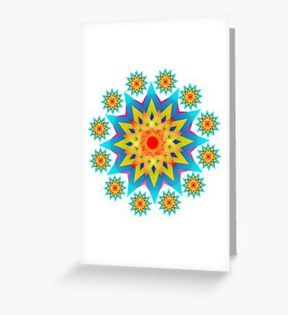 Circle of Soul Greeting Card