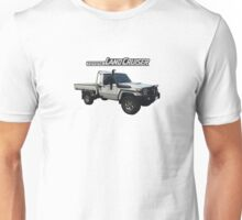 Toyota Landcruiser 79 Single Cab Unisex T-Shirt