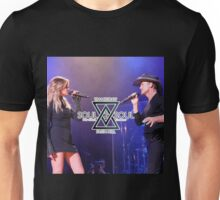 Tim McGraw & Faith Hill Tour 2017 GS36 Unisex T-Shirt