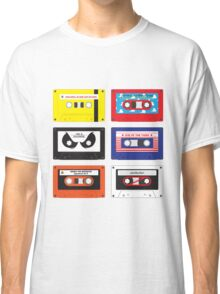 Cassettes Soundtracks Classic T-Shirt