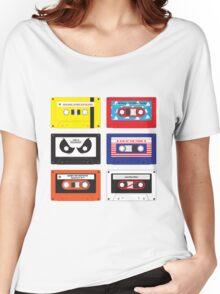 Cassettes Soundtracks Women's Relaxed Fit T-Shirt