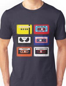 Cassettes Soundtracks Unisex T-Shirt