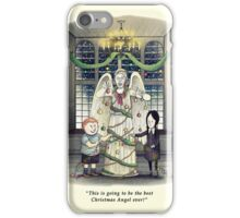 Don't blink *snap snap* iPhone Case/Skin