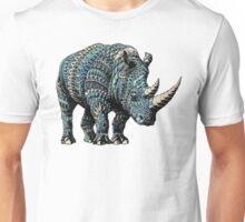 Rhino (Color Version) Unisex T-Shirt