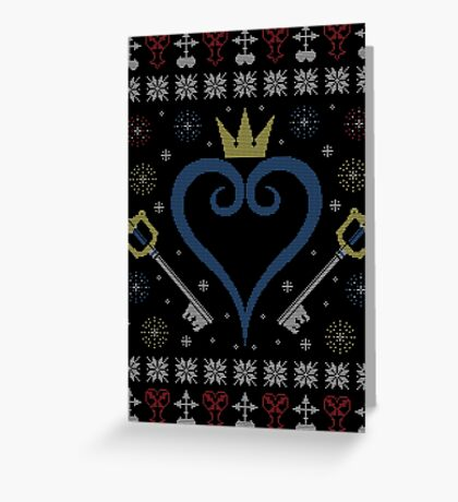 Ugly Kingdom Sweater Greeting Card