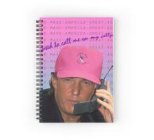 1 800 Make America Great Again Spiral Notebook