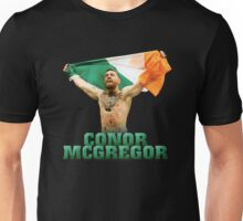 Conor McGregor - Flag Unisex T-Shirt