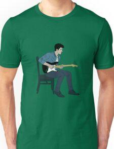 Shawn Mendes - Illuminate lineas finas blanco Unisex T-Shirt